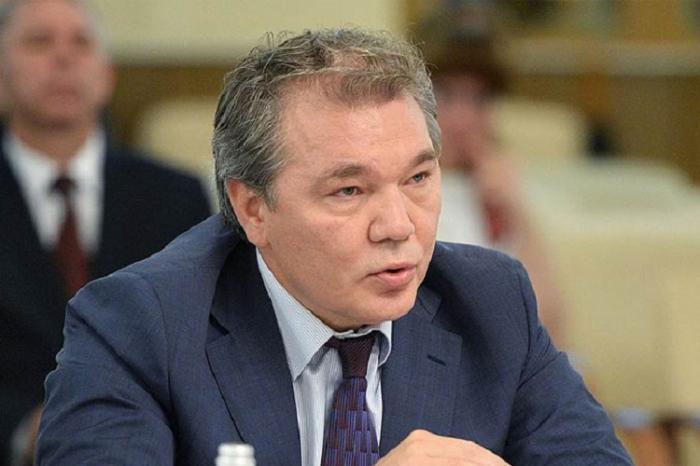"""""""Wir haben gesehen, dass die Wahlen konkurrenzfähig waren""""-  Leonid Kalashnikov"""
