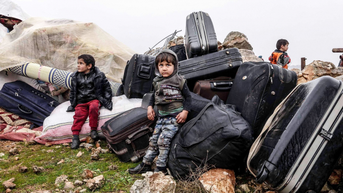 UN High Commissioner for Refugees appeals for safety for civilians trapped in Idlib
