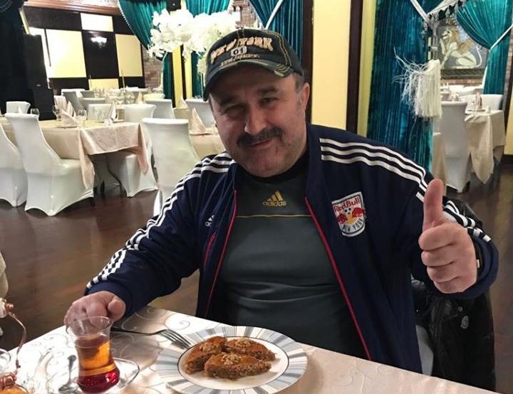 """""""Neftçi"""" və """"Qarabağ""""ın ABŞ-da yaşayan sabiq futbolçusu - FOTOLAR"""