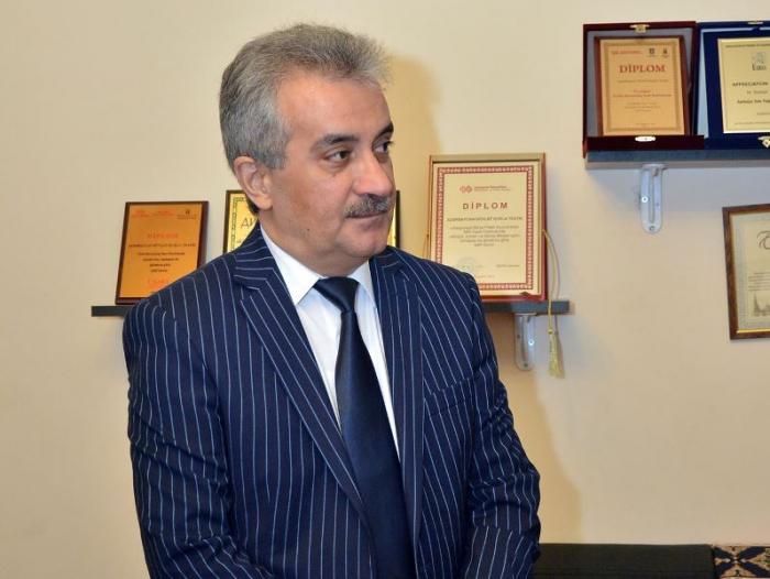 Kukla teatrının direktoru beynəlxalq festivalda