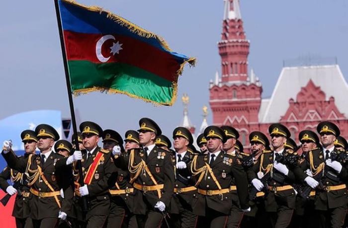 Azərbaycan hərbçiləri Moskvada paradda iştirak edəcək