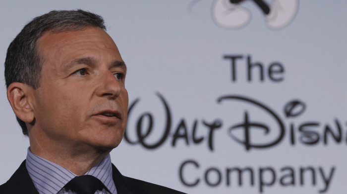 Disney shocks investors as CEO steps down with immediate effect