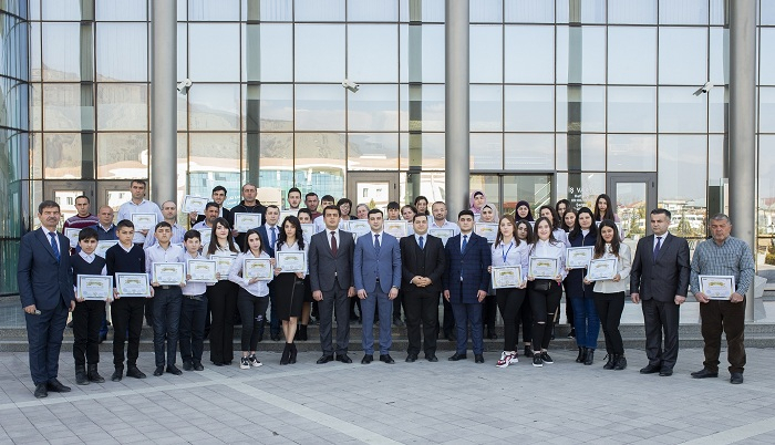 """""""ASAN Peşə"""" kurslarını bitirənlərə sertifikatlar verildi - FOTO"""