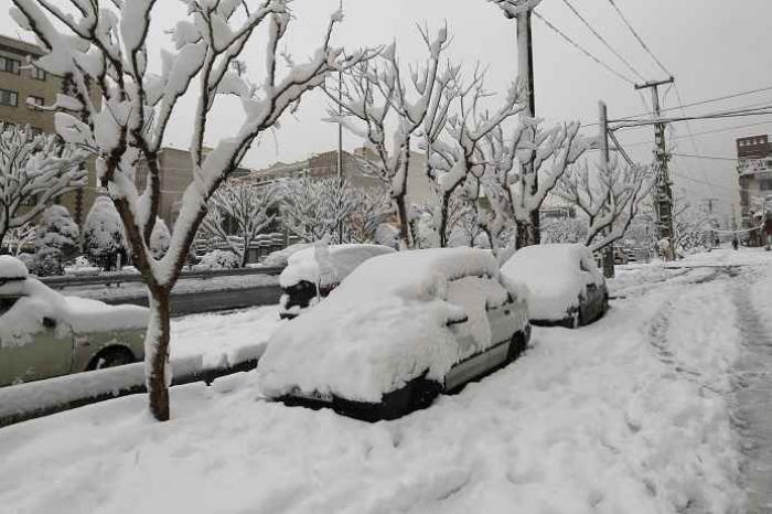 Les chutes de neige auraient fait sept morts dans le nord de l'Iran