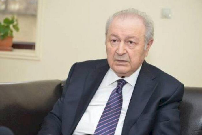 Ayaz Mutallibov:   Las declaraciones de Pashinián son ridículas