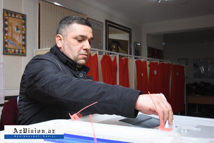Ən aktiv və ən passiv seçki dairələri