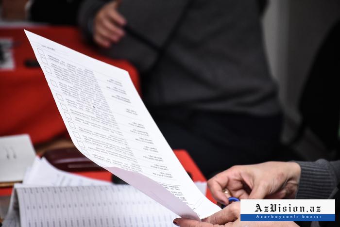 Azərbaycanda 87 seçki məntəqəsi buraxıldı