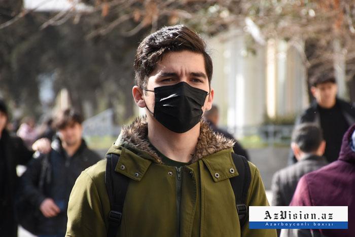 """""""Hamının maskadan istifadə etməsinə ehtiyac yoxdur"""" - TƏBİB rəsmisi"""