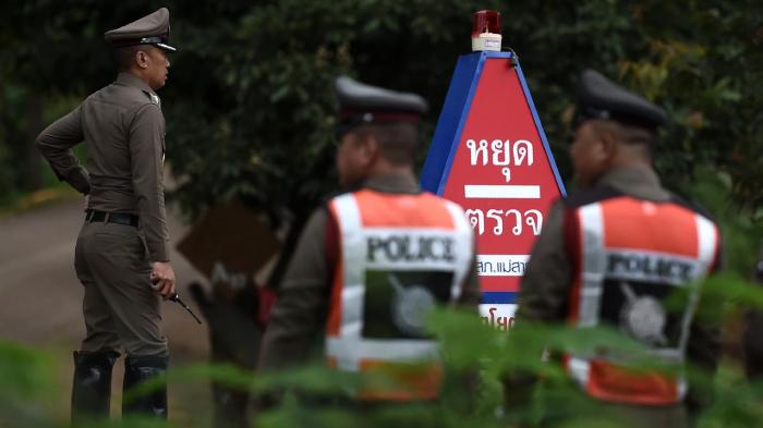 Une nouvelle fusillade éclate en Thaïlande,  au moins un mort