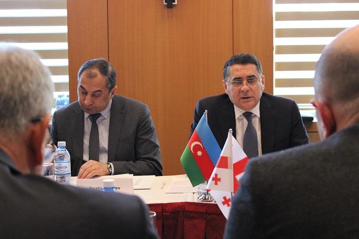 Azərbaycan ilə Gürcüstan arasında sənəd imzalandı