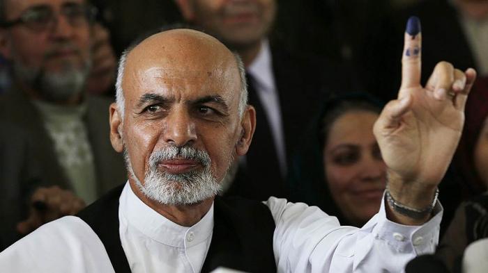 Əşrəf Qani yenidən prezident seçildi
