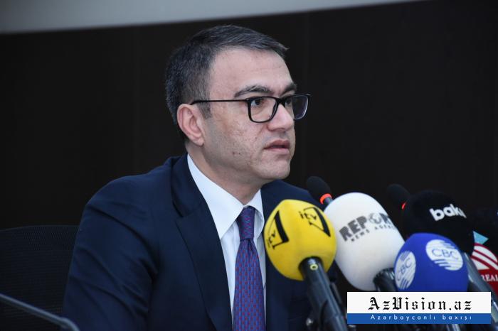"""""""Ötən il 55,2 min unsiya qızıl istehsal edilib"""" - Zakir İbrahimov"""
