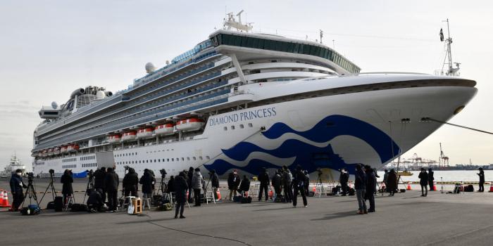 Coronavirus: les Américains à bord du Diamond Princess vont être évacués