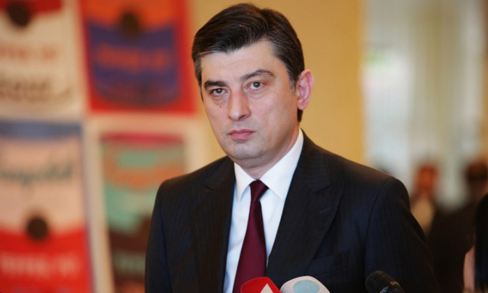 Gürcüstanın Baş Naziri: