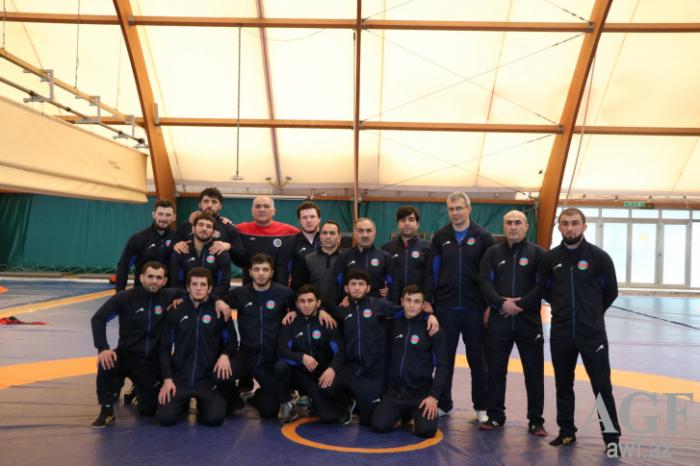 Güləşçimiz Avropa çempionatının finalında - Daha üç medal şansı