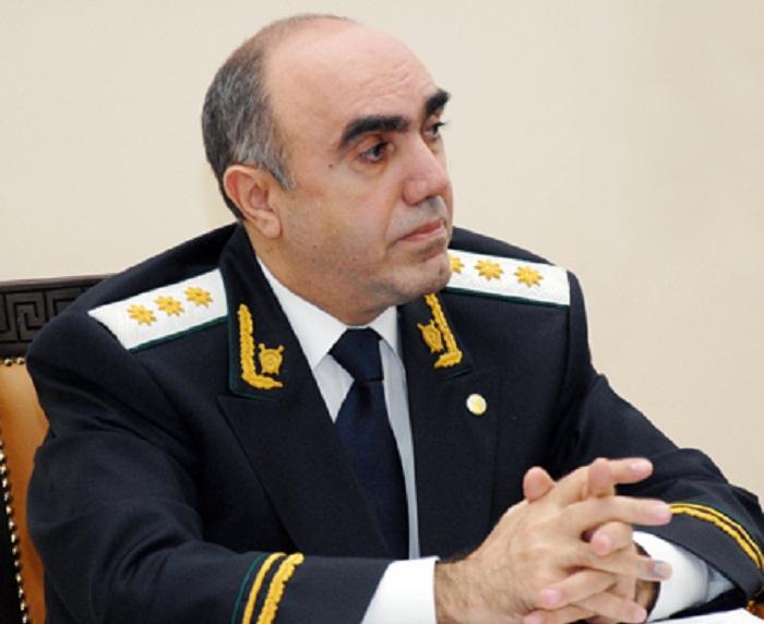Baş prokuror Şirvanda vətəndaşları qəbul edəcək