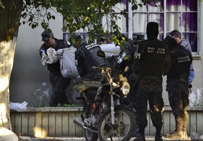 Honduras: un gang libère l