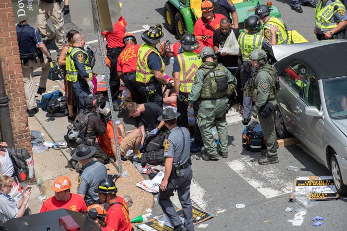 Almaniyada insident, 15 nəfər yaralandı