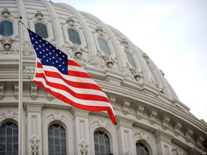 ABŞ-da Xocalı soyqırımı ilə bağlı bəyannamə imzalandı -    FOTO