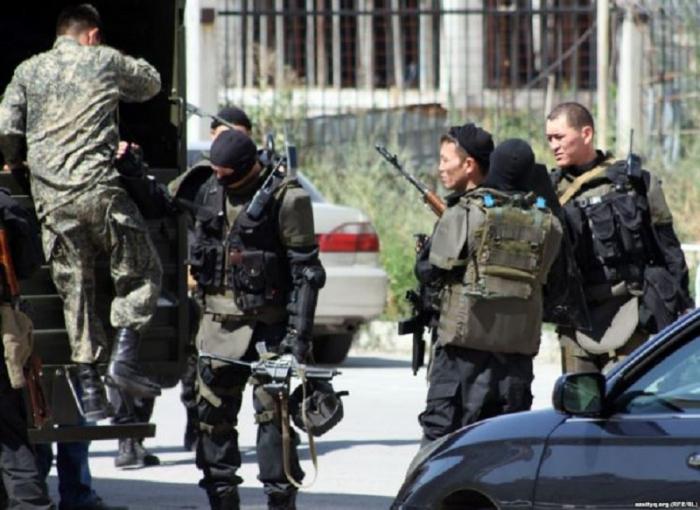 Almatıda terrora hazırlaşan ekstremistlər saxlanıldı