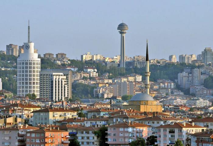 Ankarada Rusiya səfirliyinin təhlükəsizliyi gücləndirilib
