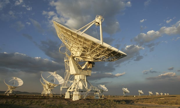 Astronomers to sweep entire sky for signs of extraterrestrial life