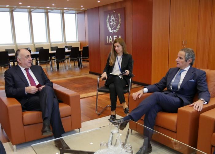 Azerbaijan, International Atomic Energy Agency discuss cooperation