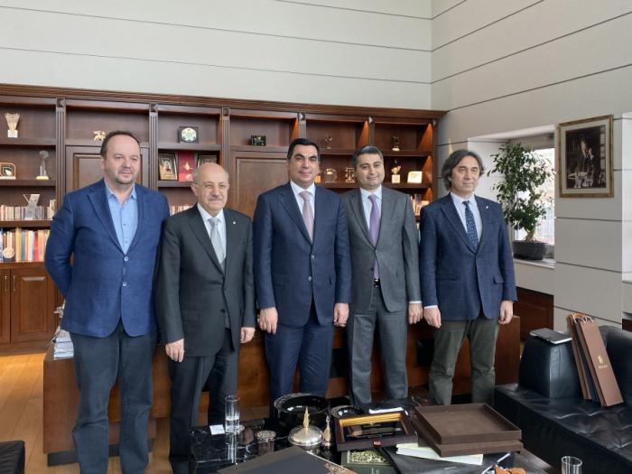 BHOS y la Universidad Técnica de Estambul discuten las perspectivas de cooperación