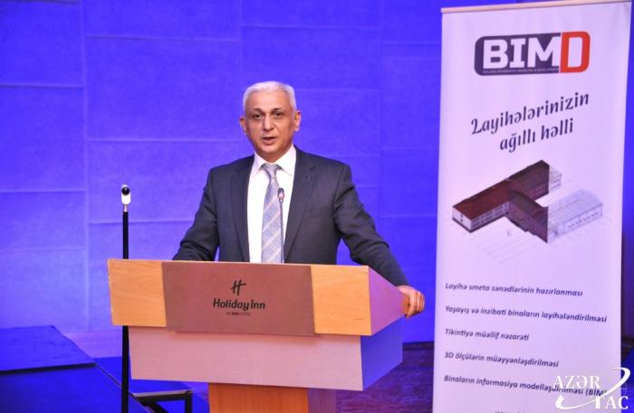 "Foro Internacional de ""Construction B2B"" se celebra en Bakú"