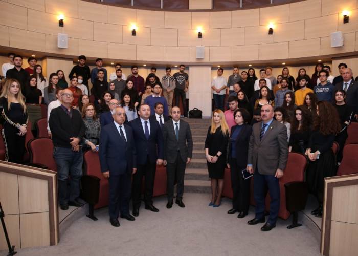 BHOS hosts commemorative event dedicated to 28th anniversary of Khojaly genocide