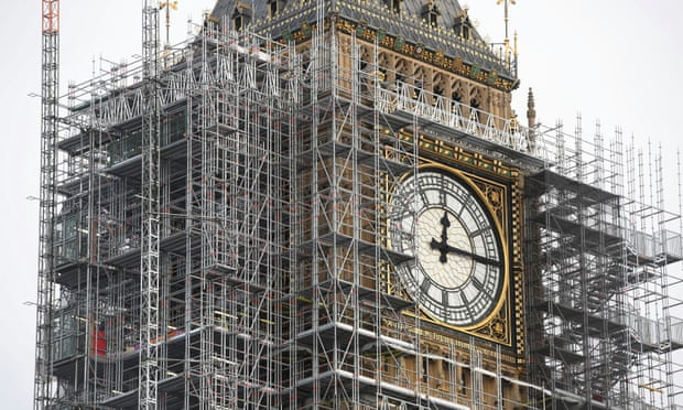 Wartime bomb damage and asbestos inflates Big Ben repair bill to £80m