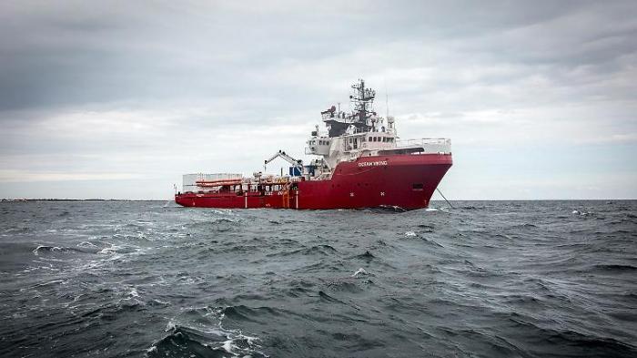 """""""Ocean Viking"""" nimmt 274 Menschen an Bord"""