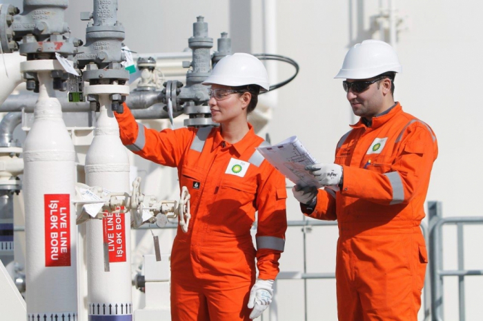 2,534 Azerbaijani nationals work for BP