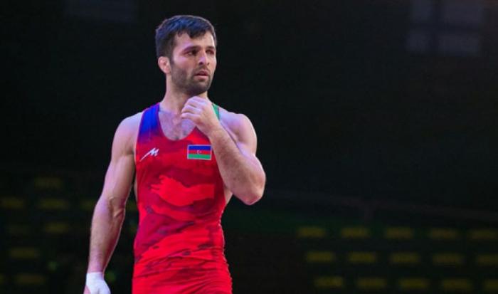 Azerbaijan`s Azizli clinches European wrestling bronze