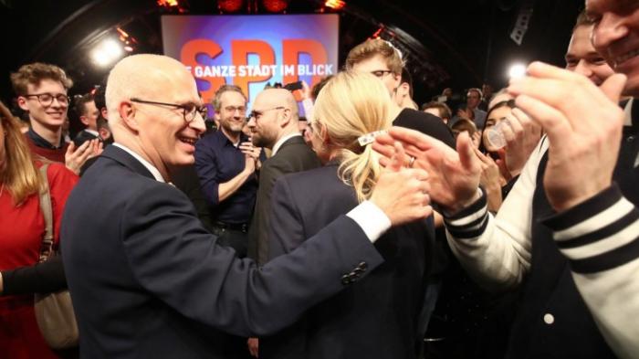 SPD stärkste Kraft – AfD und FDP schaffen wohl Einzug
