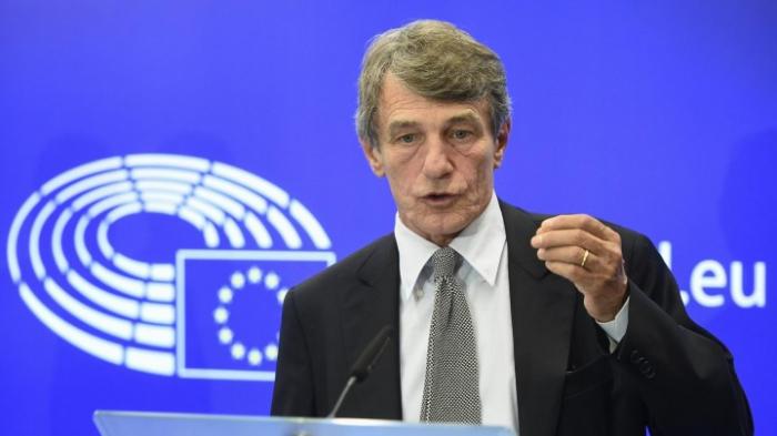 Parlamentspräsident Sassoli kritisiert Kompromissvorschlag