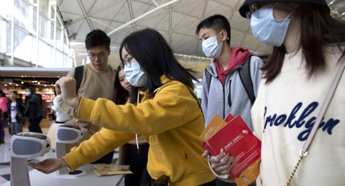 China virus death toll jumps past 500, more cases found on cruise ship off Japan