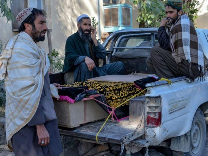 Afghanistan: au moins huit civils tués dans une frappe aérienne