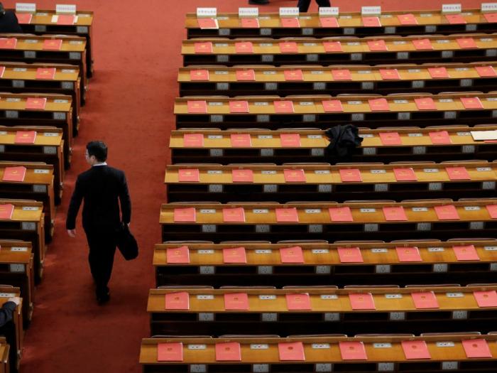 Le parlement chinois envisage de reporter sa session annuelle