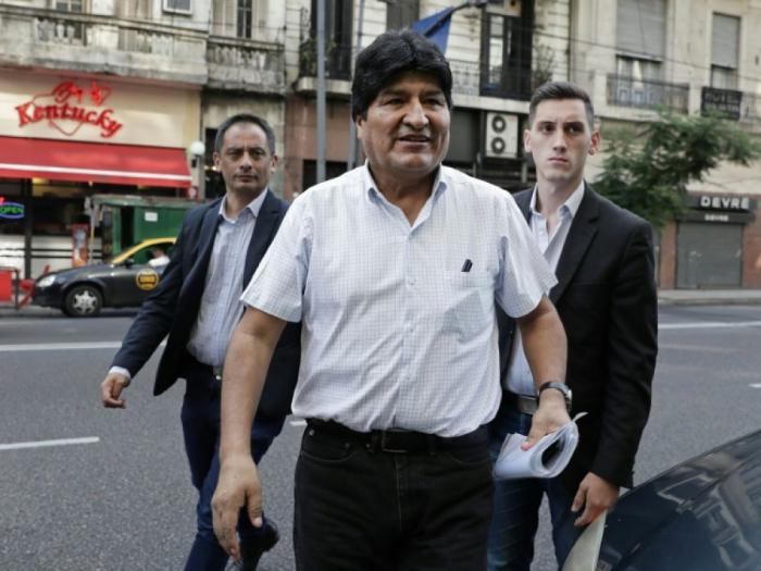 Bolivie: Evo Morales interdit de se présenter au Sénat
