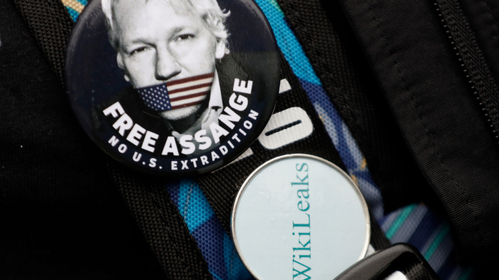 Concerns grow over prison treatment of WikiLeaks