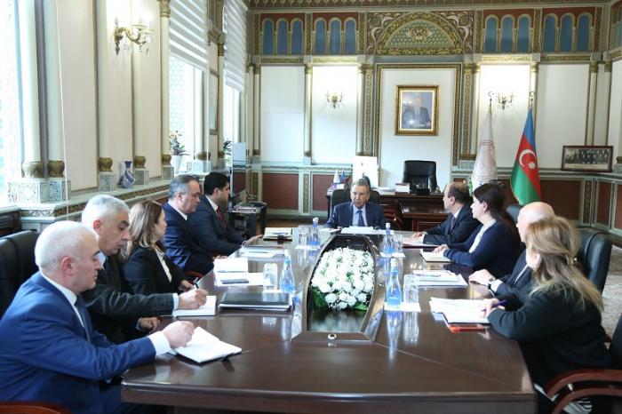 """Ramiz Mehdiyev: """"Struktur islahatları davam etdiriləcək"""""""