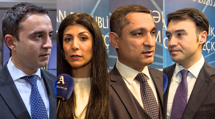 Milli Məclisin gənc deputatları: Onlar seçkidən danışdılar - VİDEO