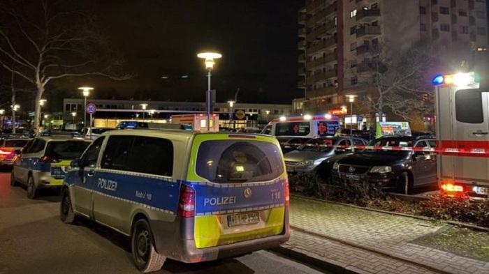 Almaniyada atışma, 9 nəfər öldürülüb