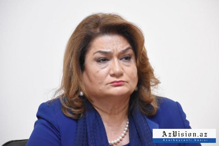 """Hicran Hüseynova: """"Bu gün sülh gücdən asılıdır"""""""