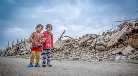 415 مليون طفل بالعالم ينشئون في مناطق نزاع