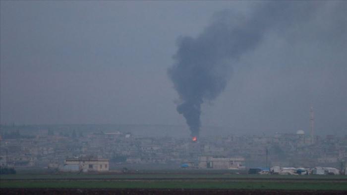 Rusiya qırıcıları İdlibi bombaladı - Ölən və yaralılar var