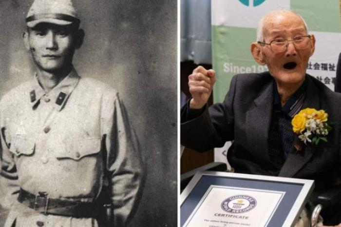Un Japonais de 112 ans nouveau doyen masculin de l