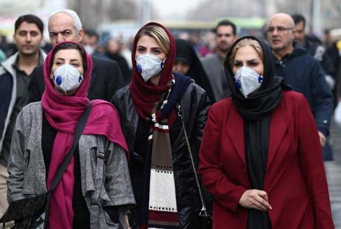 İranda koronavirusa yoluxanların sayı artıb