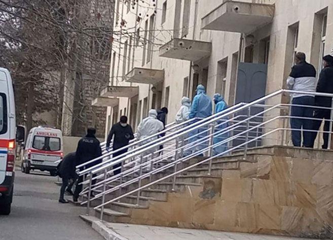 People from Iran quarantined in Baku due to coronavirus suspicion